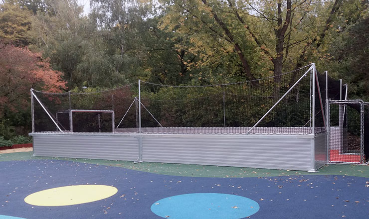 SoccerGround Advanced for Special Needs School Cologne