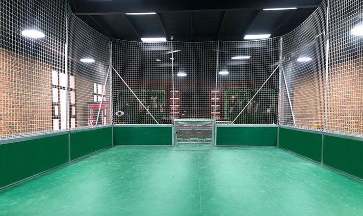 Indoor Soccer Court, Doha, Qatar