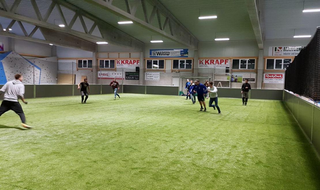 Indoor Soccerfield for ESV Mitterskirchen