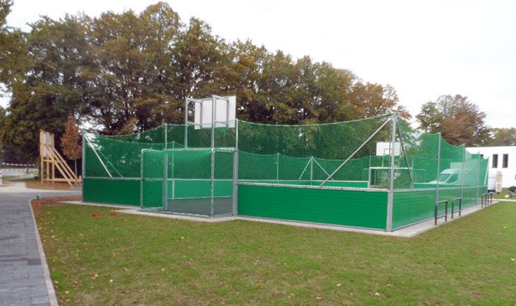 Multipurpose Arena for English School Lippstadt