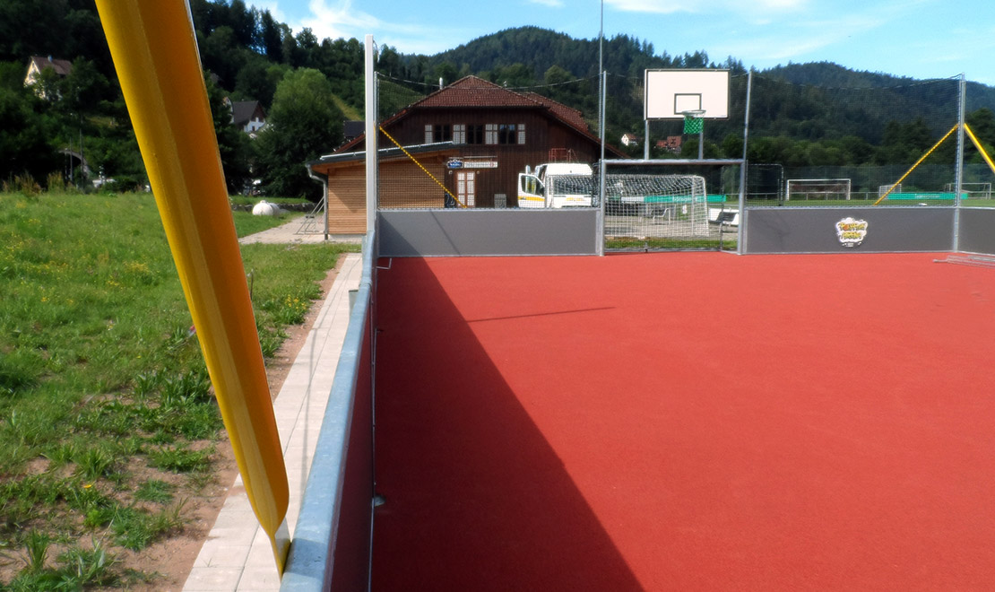 Multi Sports Pitch Schiltach