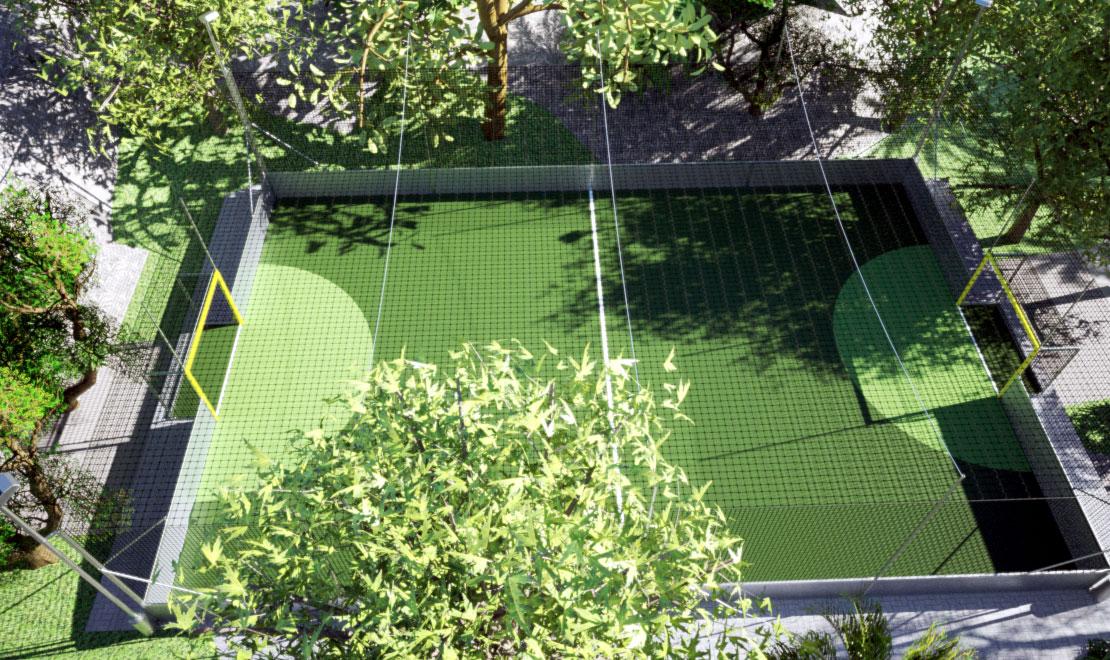 Private Backyard Mini-Pitch Danville, CA