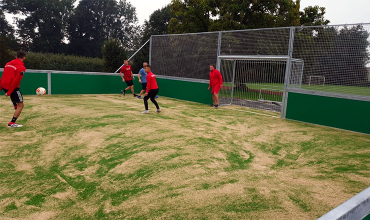 SoccerGround Advanced Kressbronn