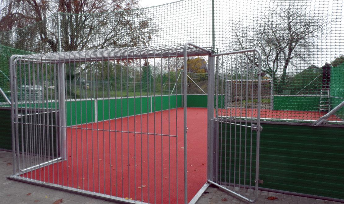 Redesign of the schoolyard in Ostenfeld