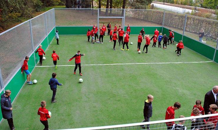 Soccer Court Rednitzhembach