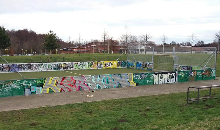 Mini-Pitch in Rostock