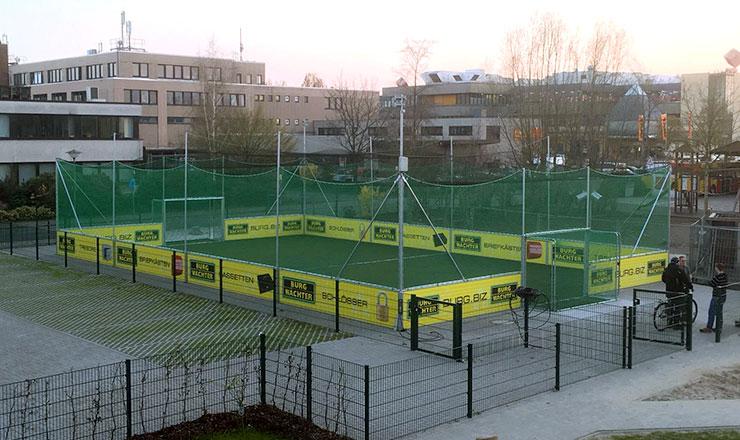 DFB Mini-Pitch in Bremen