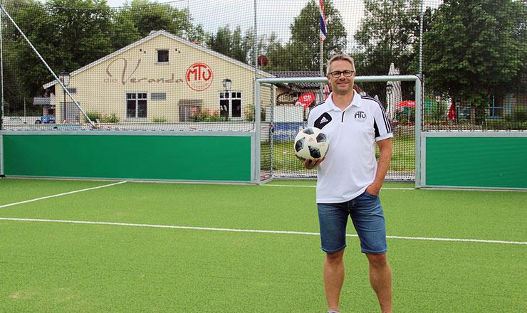 SoccerBox in Diessen