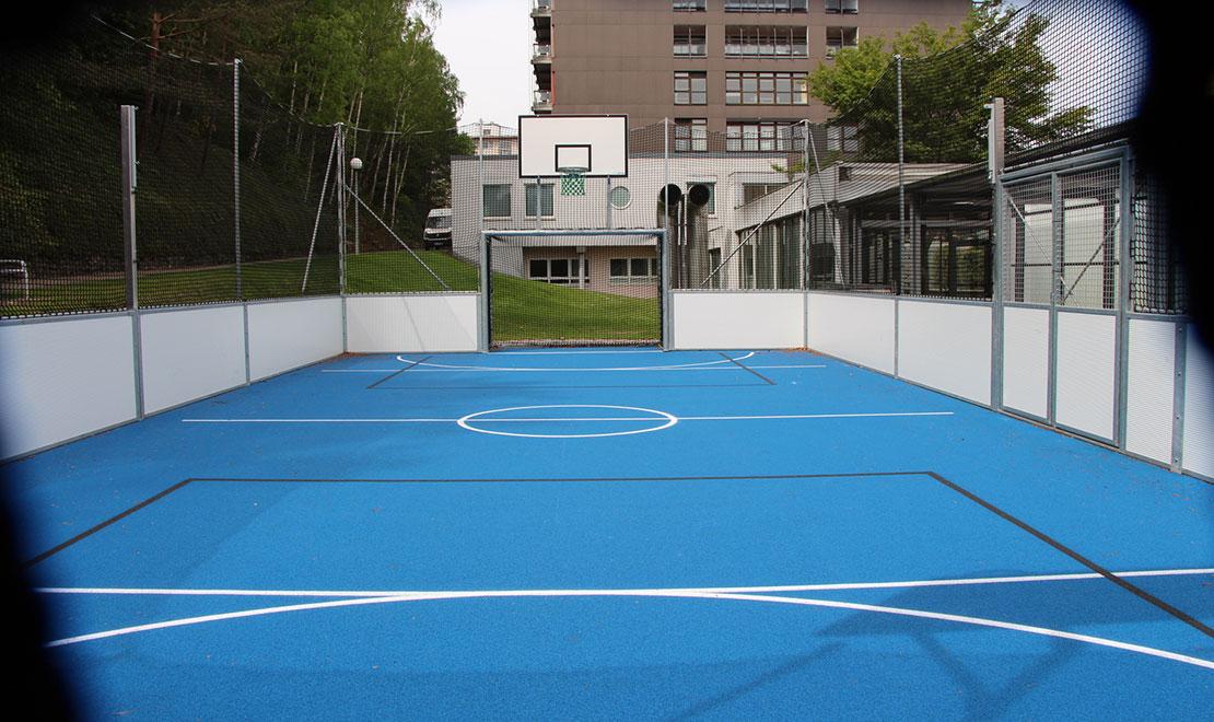 Multipurpose Arena for SRH Clinic