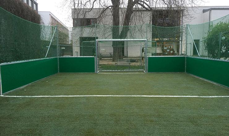 Mini-Soccer-Court for Kindergarden Augsburg