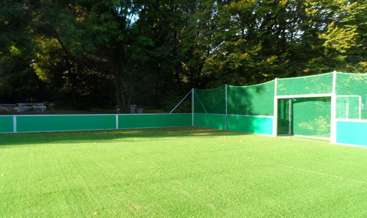 Soccer-Field Munich Salzsender Weg