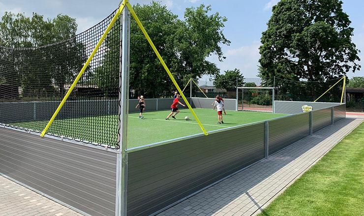Modern Soccer Mini Field in Rhinow