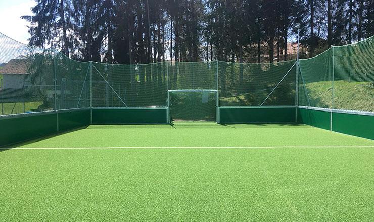 Free standing Soccer Court for ASV Martinszell