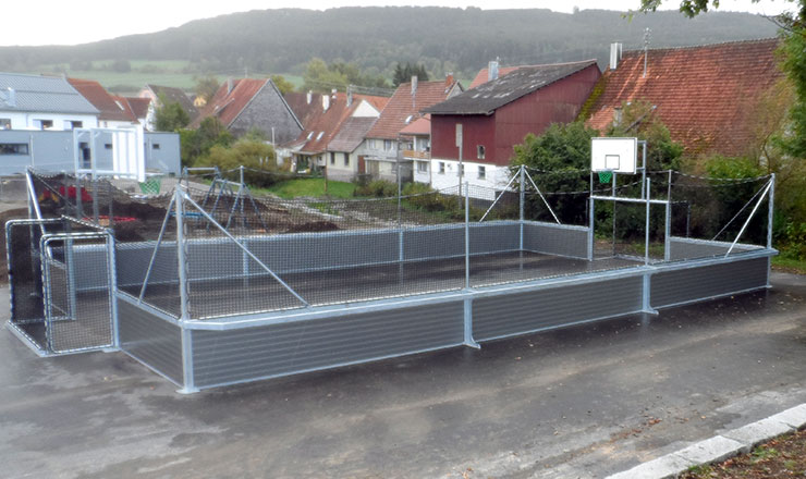 Multisport-Arena for Talheim