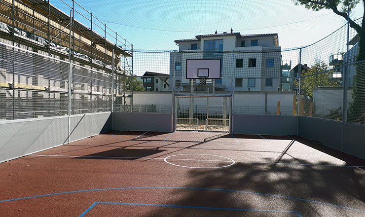 School in Gifhorn is happy about new SoccerBox