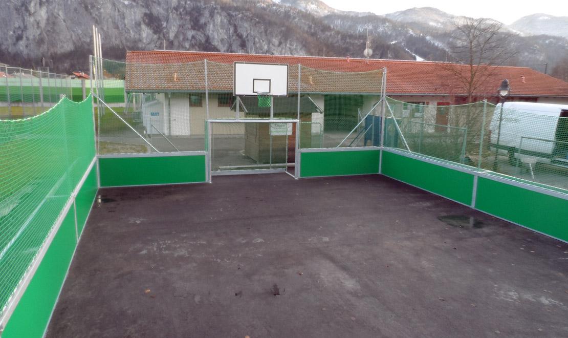 Advanced Mini-Pitch for Kiefersfelden