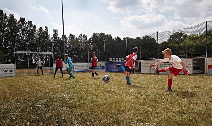 Portable Soccer Court Unna