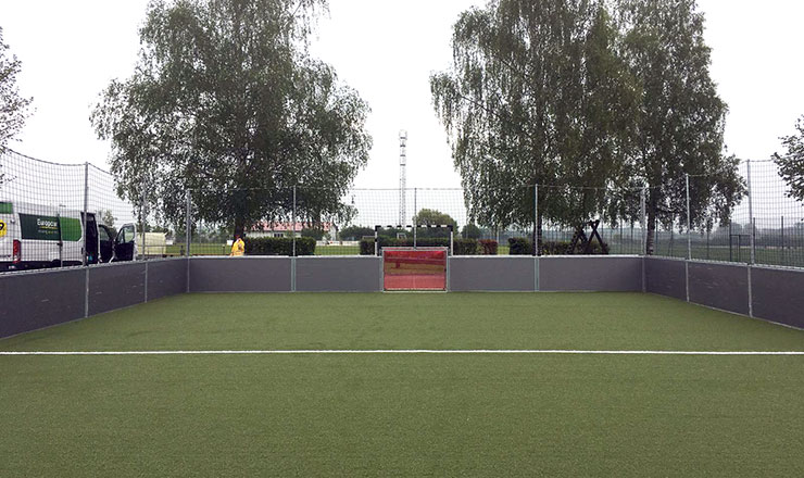 Small Soccer Field for FC Schwenningen