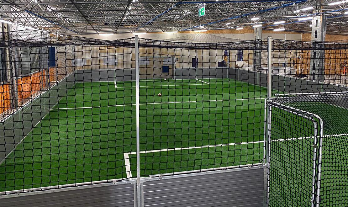 Indoor Soccerfield Bülach Switzerland
