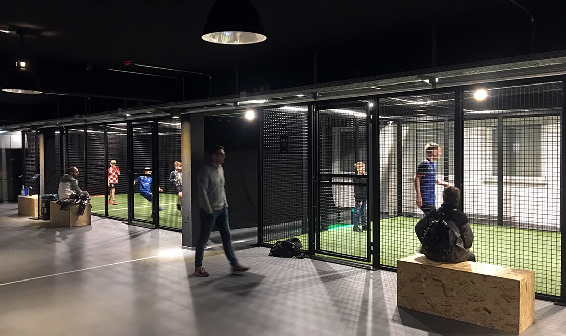 TheBolz - Indoor Soccer Club Hannover
